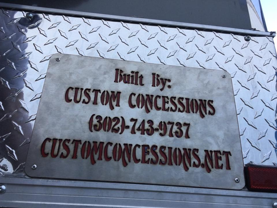 Built By Custom Concessions