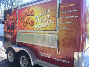 Mojo Loco Food Trailer
