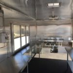 behind the scenes with the food truck