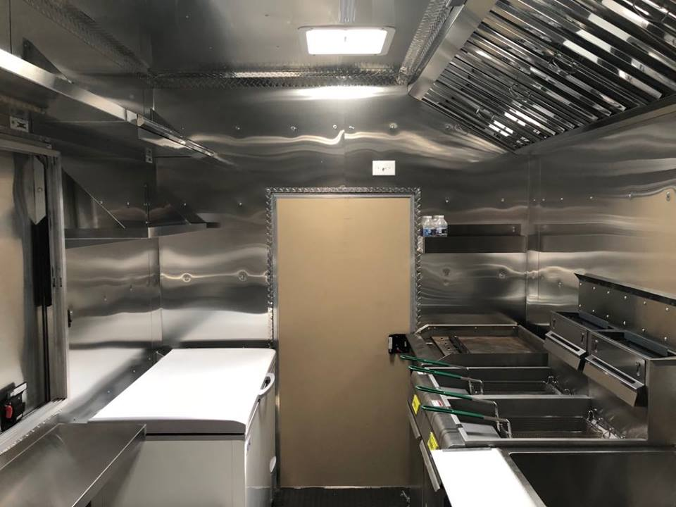 custom food truck fabricator