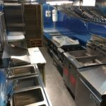 custom mobile kitchens for sale
